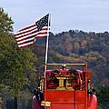 Bethlehem Fire Truck - D008199 by Daniel Dempster