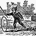 Bewick: Boy With Hoop by Granger