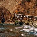 Big Creek Bridge Close by Jeff Lowe