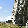 Big Rock Indian Chief by Al Bourassa