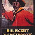 BILL PICKETT (1870-1932) Print by Granger