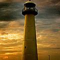 Biloxi Lighthouse Print by Scott Pellegrin