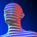 Biometric Scanning by Pasieka