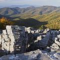 Black Rock Mountain Shenandoah National Park by Pierre Leclerc Photography
