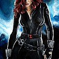 Black Widow by Tom Carlton