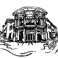 Blair Public Library In Fayetteville Ar by Amanda  Sanford