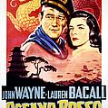 Blood Alley, John Wayne, Lauren Bacall by Everett