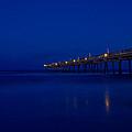 Blue Dock.