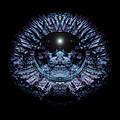 Blue Eye Sphere by David Kleinsasser
