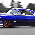 Blue Ford Customline by Phil 'motography' Clark
