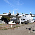 Boac British Overseas Airways Corporation Speedbird Flying Boat . 7d11249 by Wingsdomain Art and Photography