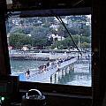 Boarding At Sausalito by Hiroko Sakai