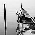 Boat In Venecia by Zarija Pavikevik