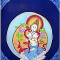 Boddhisatva by Elisabeth Van der Horst