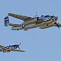 Bomber Escort by Jeff Stallard