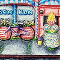 Bon Bon Betty by Alison  Galvan
