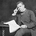 Booker T. Washington 1856-1915, African by Everett
