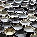 Bottlecaps by Shana Novak
