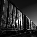 Boxcar Sunrise by Bob Orsillo
