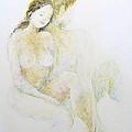 Boy And Girl by Barbara Anna Cichocka