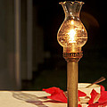 Brass Candle Romance by Kantilal Patel