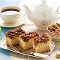 Breakfast With Nut Cake by Verdina Anna