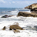 Breakwaters At Point Loma