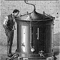 Brewery Vat, 19th Century by Cci Archives