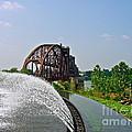 Bridge To The Past by Joe Finney