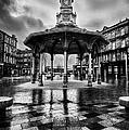 Bridgeton Cross Bandstand Glasgow by John Farnan