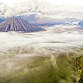 Bromo Volcano Crater by Photography by Daniel Frauchiger, Switzerland