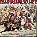 Buffalo Bill: Poster, 1899 by Granger