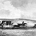 Buffalo Hunt, 1841 by Granger