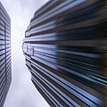 Buildings Abstract by Svetlana Sewell