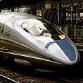 Bullet Train Print by Jerry Patterson