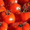 Bunch Of Tomatoes by Connie Cooper-Edwards