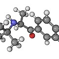 Bupropion Antidepressant Drug Molecule by Laguna Design