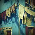 Burano - Laundry by Joana Kruse