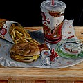 Burger King Value Meal No. 1 by Thomas Weeks