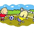 Busy Beaver Soccer by Scott Nelson