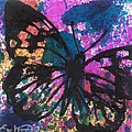 Butterfly Bliss by Oddball Art Co by Lizzy Love