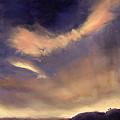 Butterfly Clouds by Antonia Myatt