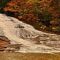 Buttermilk Falls sate park New York  Print by Puzzles Shum