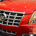 Cadillac . 7D9561 Print by Wingsdomain Art and Photography