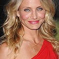 Cameron Diaz At Arrivals For The Green by Everett