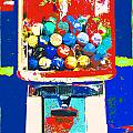 Candy Machine Pop Art by ArtyZen Kids