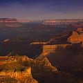Canyon Shadows by Andrew Soundarajan