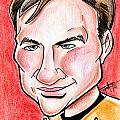 Captain James T. Kirk by Big Mike Roate