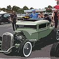 Car Show Coupe by Steve McKinzie
