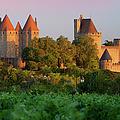 Carcassonne Dawn by Brian Jannsen